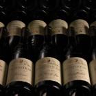 plusieurs bouteilles de vin rouge du Pavillon des Vins Bouachon