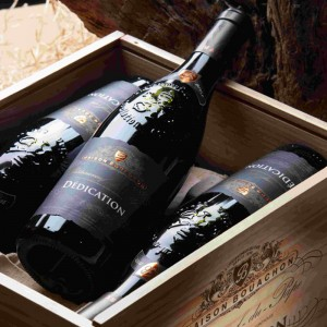 Coffret de vin Dédication Bouachon
