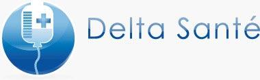 logo de Delta sante assistance patient Avignon