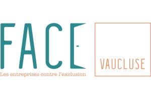 logo FACE Vaucluse consommation , éducation , emploi , entreprise et territoire