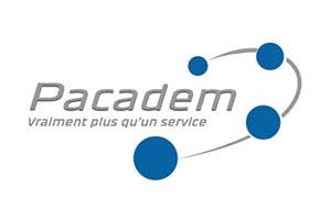 logo de Pacadem traitement des déchets biologique